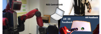 Mixed Reality Robot Telepresence